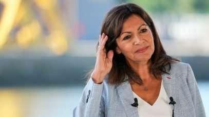 La maire socialiste de Paris, Anne Hidalgo, brigue la présidence française pour 2022
