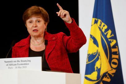 Kristalina Georgieva : Le FMI prendra rapidement une décision