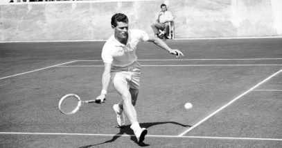 Budge Patty, le champion de tennis des années 50 est décédé à 97 ans