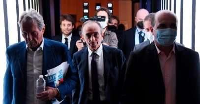 Zemmour : de la télévision à la présidence française ?