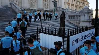 Début du procès des attentats terroristes de Paris en 2015