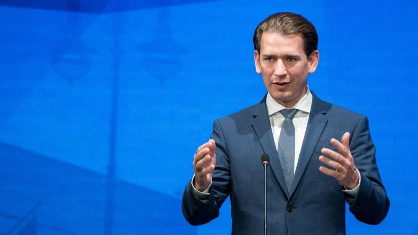 Sebastian Kurz : Le scandale politique autrichien