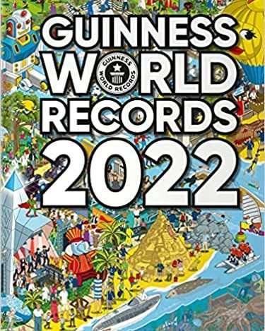 Livre des records 2022