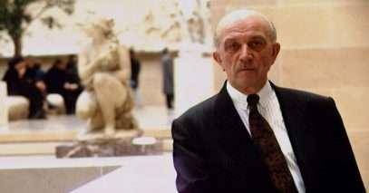 Michel Laclotte était à l'origine des constructions du Grand Louvre, du Musée d'Orsay. Il est décédé à 91 ans.