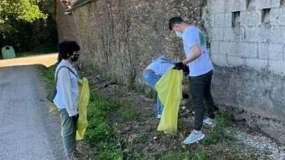 Tous mobilisé contre la « poubelle» des chemins de Saint Jacques de Compostelle