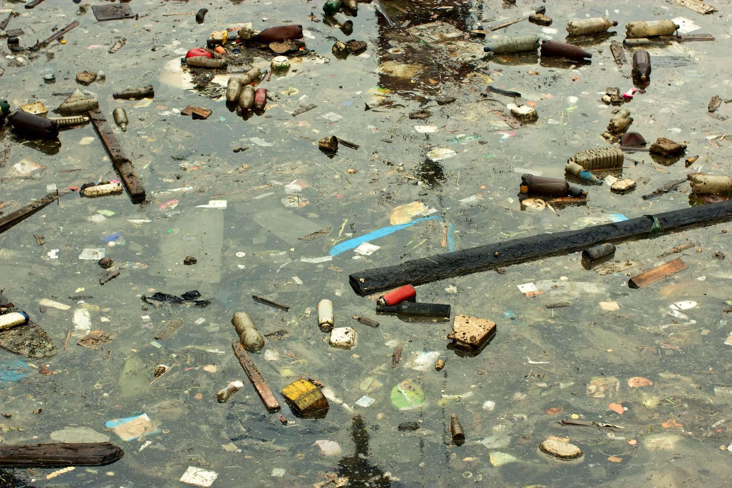 nouveau dispositif pour dépolluer les cours d'eau