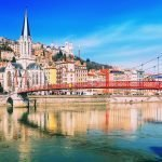 Lyon, grande favorite du covoiturage pour le mois de juillet