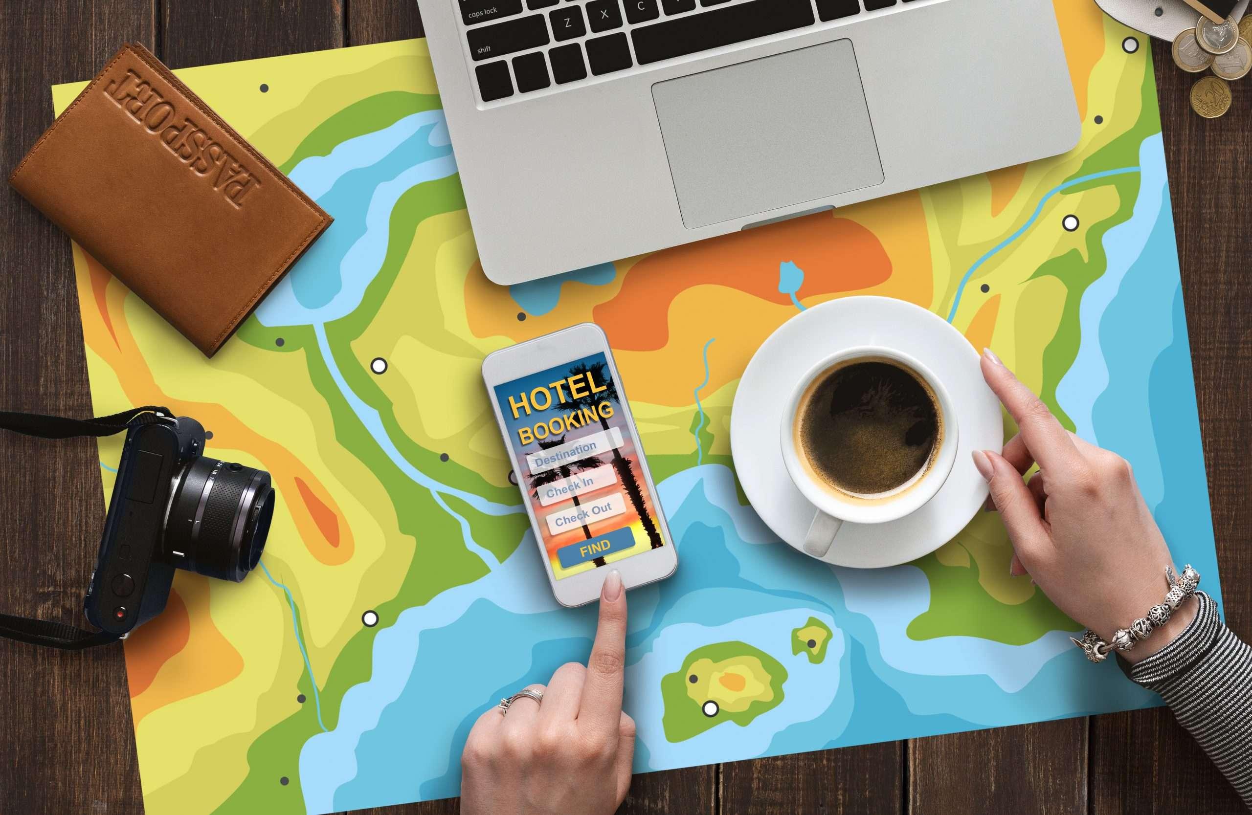 Été 2020 : Quelles applis pour partir en vacances ?